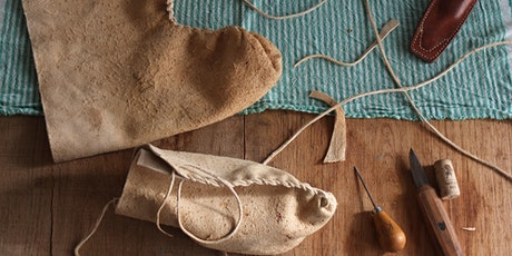 Moccasin Making Course tickets