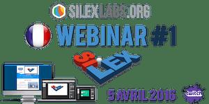Atelier Silex en ligne #1 (Webinar – fr)