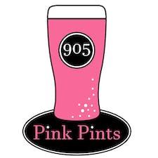 Pink Pints 905 logo
