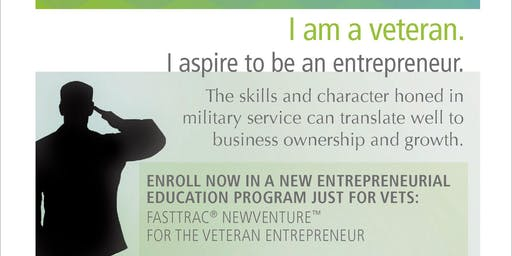 Fasttrac New Venture Entrepreneurial Training