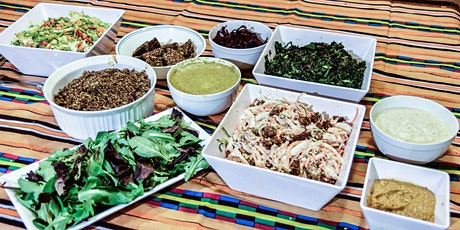 Quinnie's Kitchen- Eat Your Green & Things-Vegan Food Warrior Training tickets