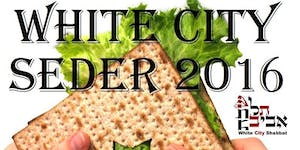 PESACH: White City Seder w Your Young TLV Community,...