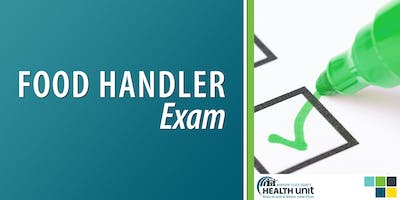 Food Handler Course Exam (Windsor)
