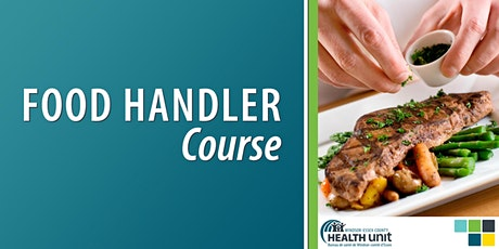 In-Class Food Handler Course (Essex) tickets