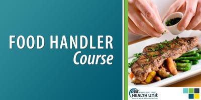 Evening In-Class Food Handler Course (Windsor, 2 day)
