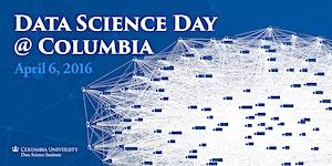 Data Science Day @ Columbia University