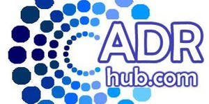 ADRHub Webinar - Conflict prevention and conflict...