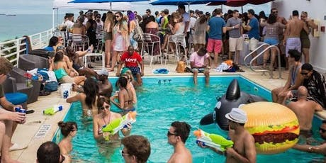Rooftop Pool Party By Deepend At Congress Oceandrive Tickets