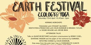 Earth Festival - Ecology and Yoga with Advaya...