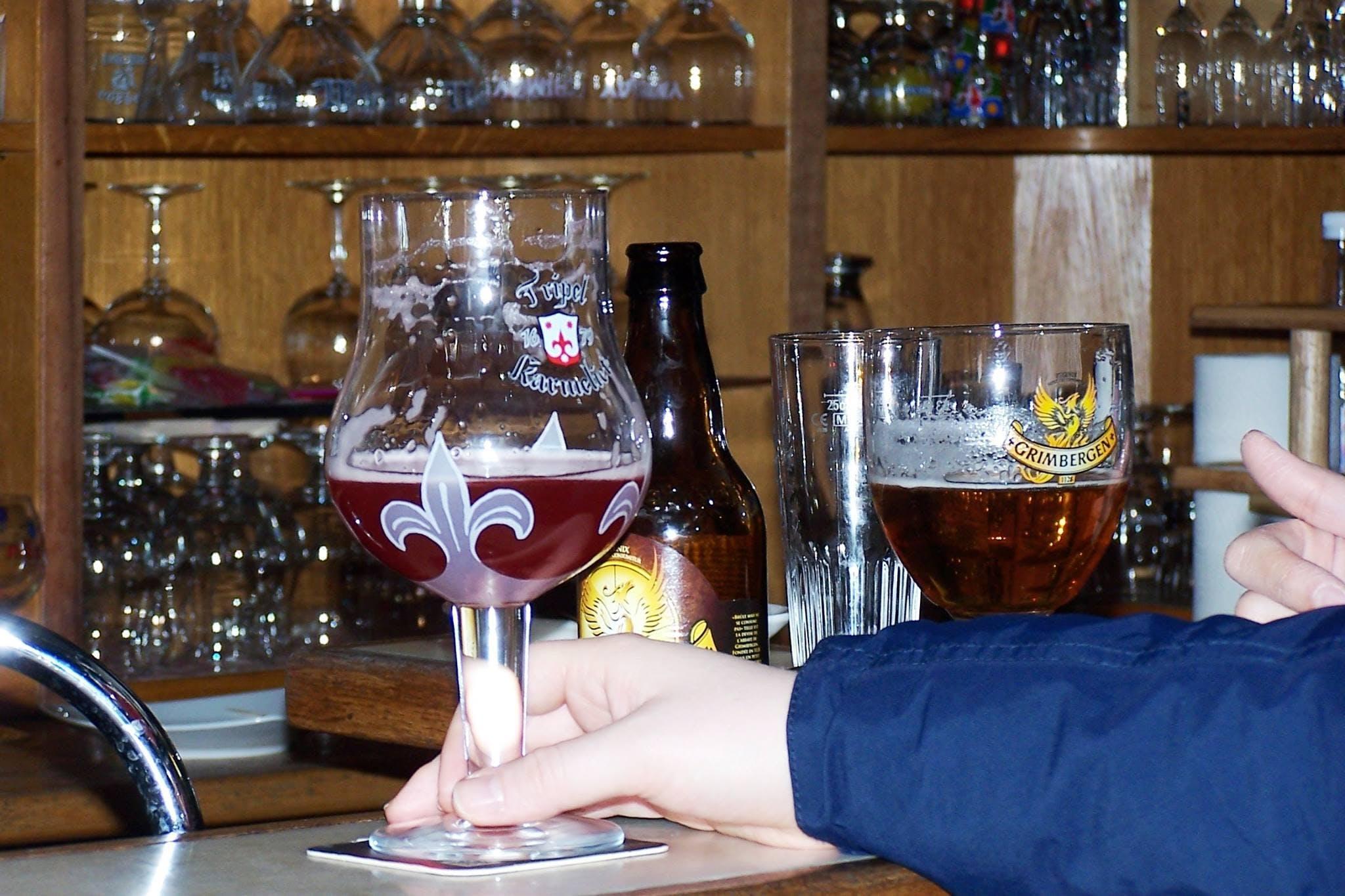 Bière belge circuit de dégustation