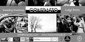 LUIGI ROTA - CONTRASTO Wedding workshop - Tradizione,...