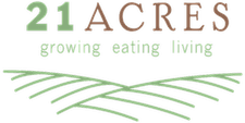 21 Acres Center for Local Food and Sustainable Living logo