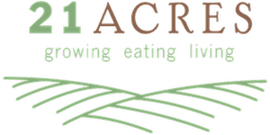 21 Acres: Spring Salads & Salad Dressings