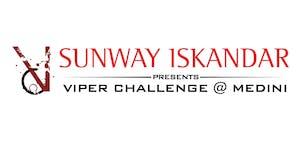 Sunway Iskandar Viper Challenge@Medini, Johor 30th...