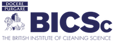 The British Institute of Cleaning Science (BICSc) logo