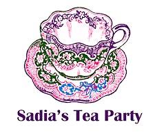 Sadia's Tea Party logo