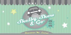3rd Annual Shelby Show & Go
