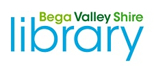 organised by Bega Valley Shire Library  logo
