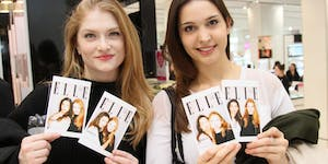 ELLE Beauty School and YSL at Debenhams
