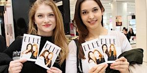 ELLE Beauty School and YSL at Debenhams
