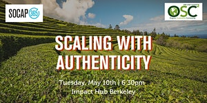 Scaling with Authenticity: How Sustainable Food Brands...