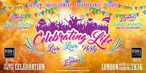 Celebrating Life LIVE • LOVE • PARTY - Euphoria...