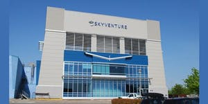 Visite technique et envolées SkyVenture