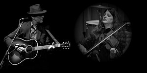ERIC ANDERSEN with Scarlet Rivera and Friends -...