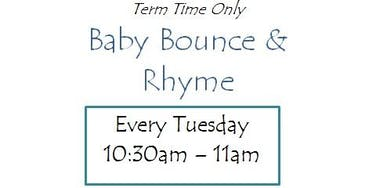 Quedgeley Library - Baby Bounce & Rhyme