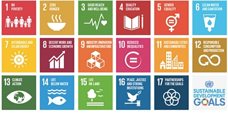 Sustainable Development Goal Achieved tickets