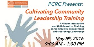 Cultivating Community Leadership Training
