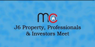 J6 Property Professionals & Investors meet