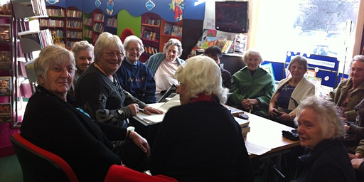 Hesters Way Library - Library Club