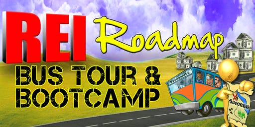 REI Roadmap - Bus Tour - November 8th-10th  2019