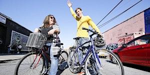 Brooklyn Spaces Bike Tours