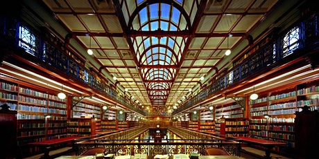 Make yourself at home: 11am free library tour tickets