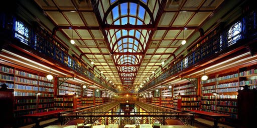 Make yourself at home: 11am free library tour