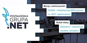 58. Spotkanie Poznańskiej Grupy .NET