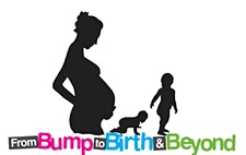 Bump, Birth and Baby Stuff  logo