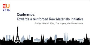 Conference: Towards a reinforced Raw Materials Initiave