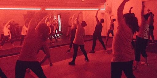 DivaFit Class at Fitness first Liverpool Street