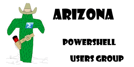 Arizona PowerShell Users Group May Meeting tickets