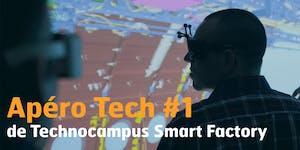Apéro Tech de Smart Factory : Réalité Virtuelle et...