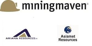MiningMaven Investor Evening: 2016 The Mining Sector...