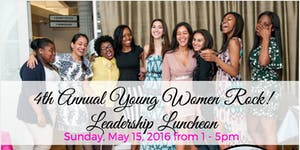 4th Annual Young Women Rock! Leadership Luncheon