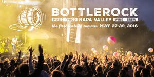 BottleRock Napa Valley 2016 - Payment Plans