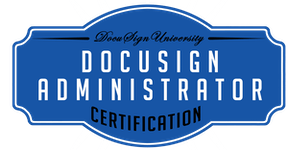DocuSign for Administrator Certification Course...