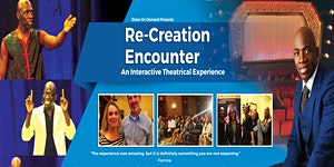 Pre-Tony Award Viewing of the Re-Creation Encounter...