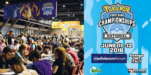 Pokémon 2016 Videogame National Championships - IT