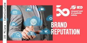 Brand Reputation: Cosa cambia nell'era digitale | IED...